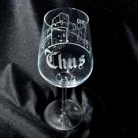 Cuadro para la categoría Copas de Vino Grabado Doble