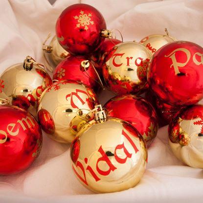 Foto de Bolas de Navidad I
