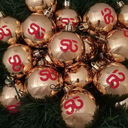 Foto de Bolas de Navidad Empresa