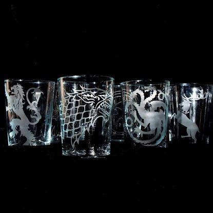 Foto de Vasos de Cerveza Juego de Tronos
