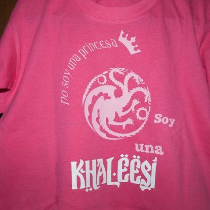 Foto de Camiseta Soy Khaleesi (GoT I)