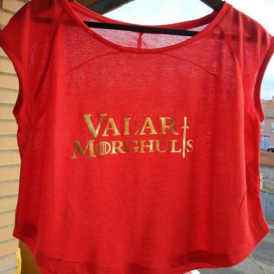 Foto de Camiseta Valar Morghulis  (GoT III)