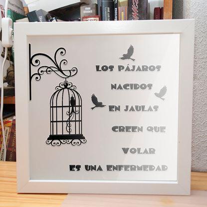 Foto de Caja de Luz Inspiradora