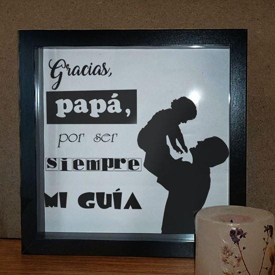 Foto de Caja de Luz Día de la Madre o del Padre