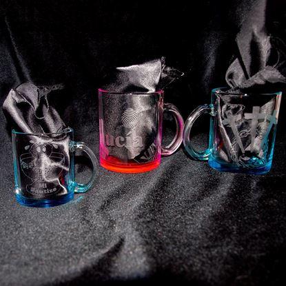 Foto de Mugs de Cristal Tú Propones