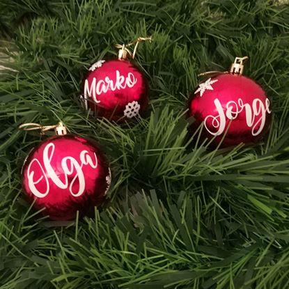Foto de Bolas de Navidad IV